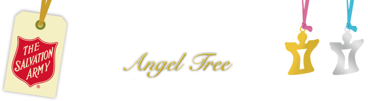 Salvation Army Angel Tree